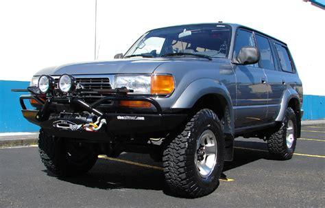 slee fj80 bumper slee short bus front bumper fzj80 front bumper options