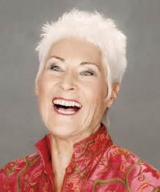 haircuts for white hair hairstyles for older women with white hair short