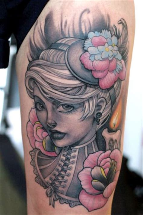 victorian rose tattoo 120 best images about tattoos on