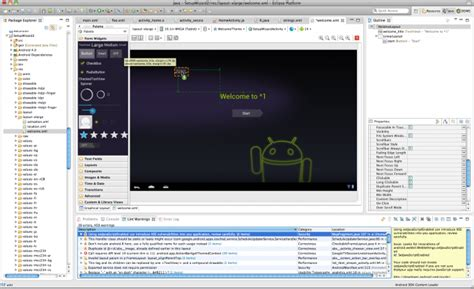 android studio layout android studio 1 1 ya est 225 disponible
