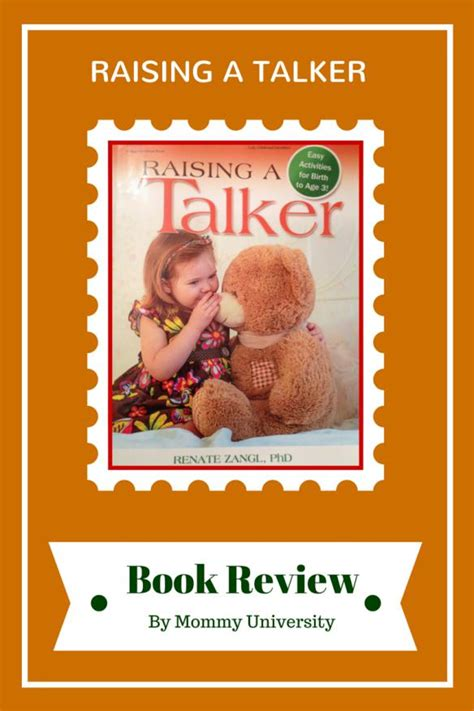 raising books raising a talker book review