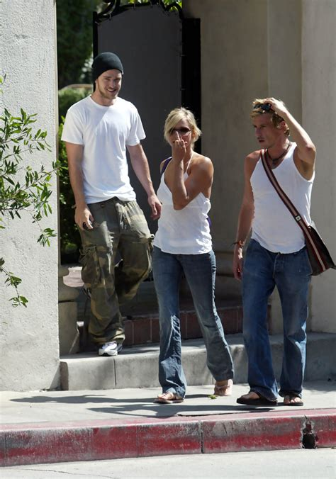 Did Cameron Diaz Flip Out On Justin Timberlake by Justin Timberlake And Cameron Diaz Photos Photos