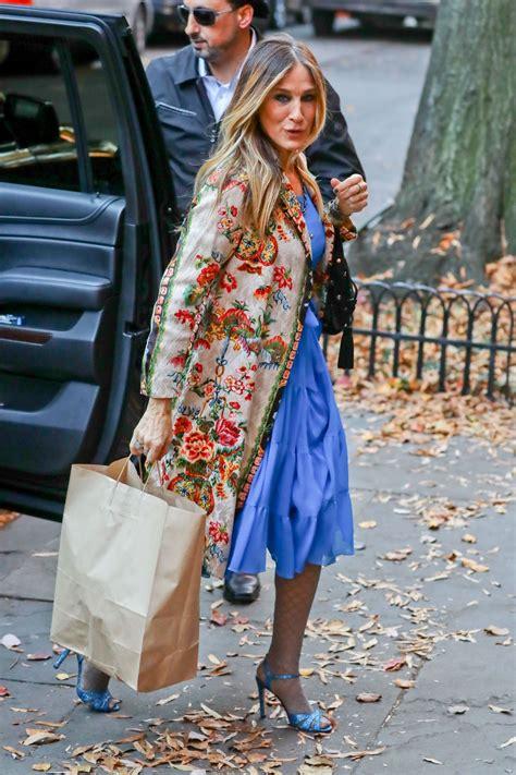 sarah jessica parker style    york city
