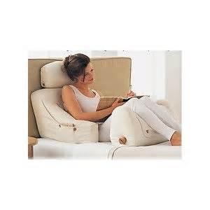 coussin de lecture pour le lit tout pour le dos