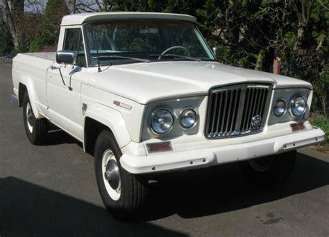 J2000 Jeep 1967 Jeep J2000 Gladiator On Ebay Mopar