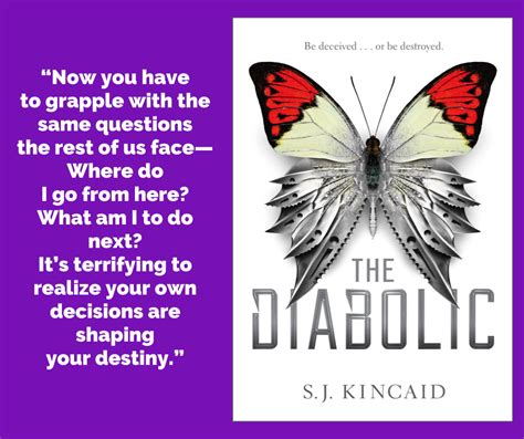 libro the diabolic diabolic 1 book review the diabolic by s j kincaid compulsively quirky