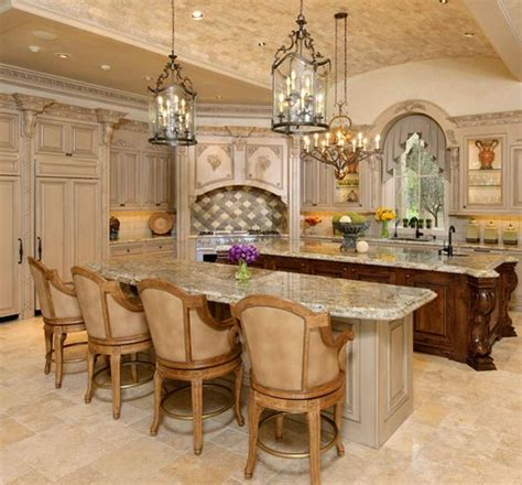 lovely double island tuscan kitchen ft bend lifestyles
