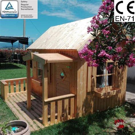 casetta per bambini da giardino casetta da giardino per bambini in legno d abete nordico