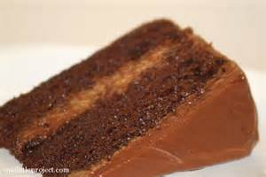 recipe for homemade chocolate cake from scratch