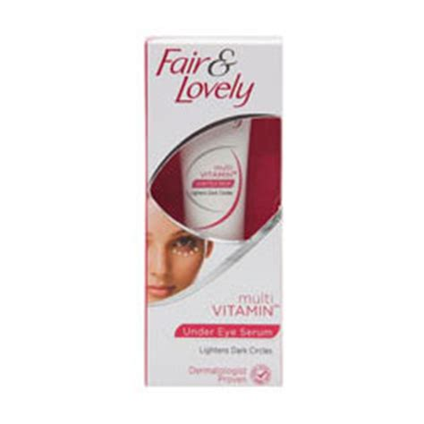 Serum Fair And Lovely buy fair lovely multi vitamin eye serum lightens