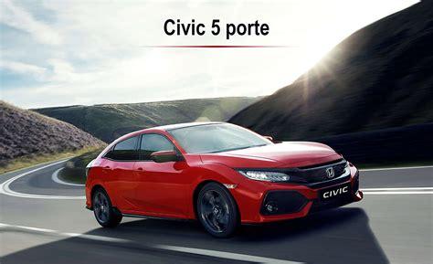 auto 5 porte civic 5 porte 3m auto