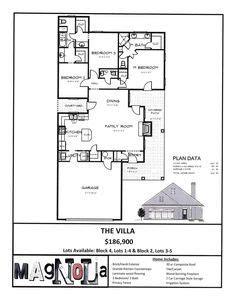 magnolia homes floor plans magnolia homes villas waco google search house plans