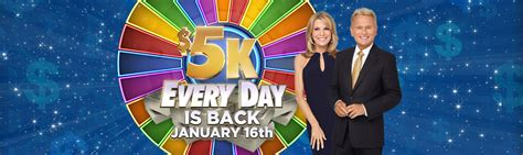 Wheel Of Fortune 5k Giveaway 2017 - wheel watchers club spin id 5k every day cash giveaway 2017