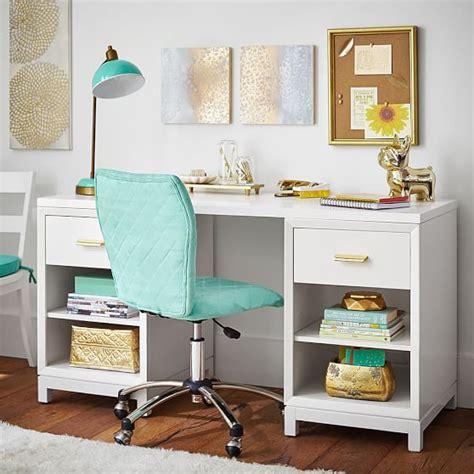 Rowan Cubby Storage Desk Pbteen Desk Cubby Organizer