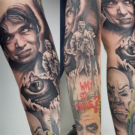 cillian murphy tattoo 25 trending batman ideas on batman