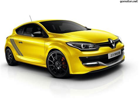 megane renault 2015 2015 renault megane rs 275 trophy photos reviews