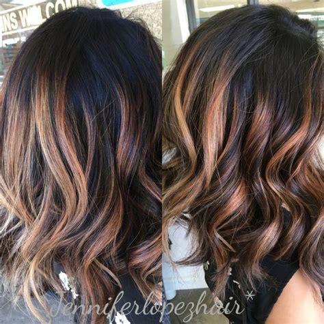 Hair Highlights For The Spring With Dark Hair   39 best my work hair artist images on pinterest work