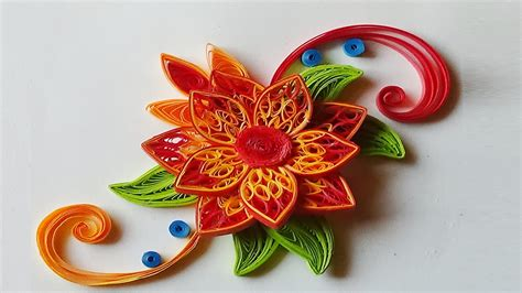 Paper Quilling How To Make Flowers - quilling flowers how to make flowers with paper step by