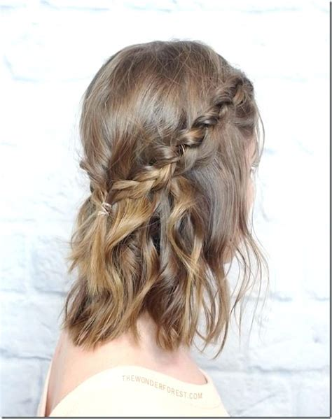 Formal Hairstyles For Shoulder Length Hair by Unique Prom Updos Shoulder Length Hair Wedding Hairstyles