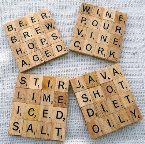 how many tiles do you get in scrabble neat diy gift and craft ideas a collection of ideas to
