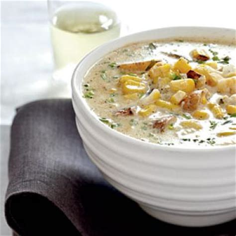 cooking light soups and stews grilled corn and potato chowder vegetarian soups and