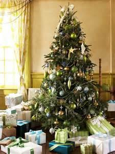 christmas tree decoration ideas contemporary modern