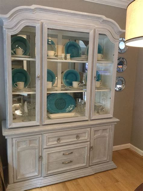 chalk paint grey cabinets 8 best sloan chalk paint china cabinet images on