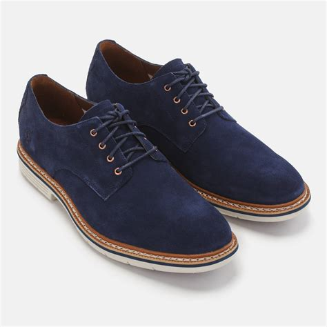Timerland Oxfrod shop blue timberland naples trail oxford shoe sensorflex