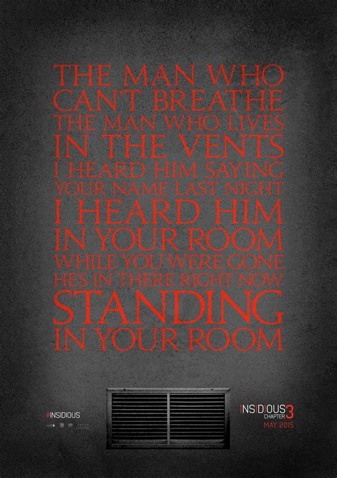 insidious film quotes insidious chapter 3 makes a spooky showing at wondercon