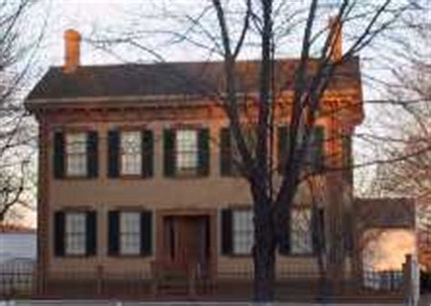 Did Abraham Lincoln Live In The White House by Places Where Abraham Lincoln Lived