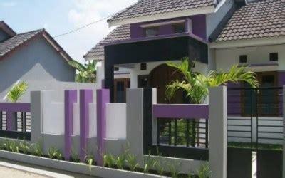 contoh rumah minimalis warna abu abu  wallpaper