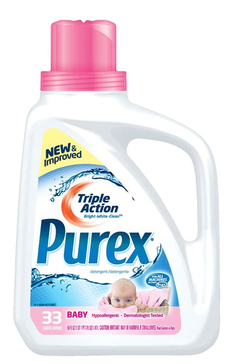 baby laundry giveaway 2 coupons for free purex baby laundry detergent