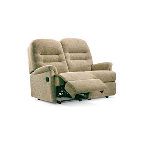 small recliner sofa sherborne keswick small recliner 2 seater sofa keswick