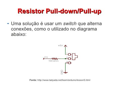 resistor pull up o que é que significa pull up resistor 28 images tutorial sobre interrup 231 245 es no arduino