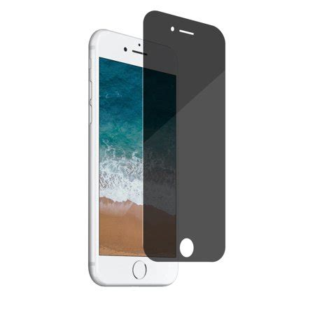 iphone 7 plus iphone 8 plus privacy screen protector 9h hardness tempered glass screen