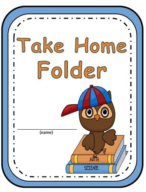 binder covers school owls by fern smith s classroom