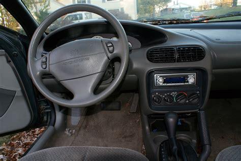 Dodge Stratus Interior by 2000 Dodge Stratus Pictures Cargurus