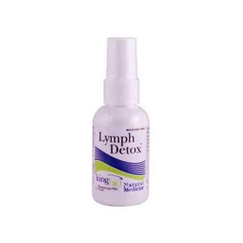 Lymph Detox Diet by King Bio Homeopathic Lymph Detox 2 Fl Oz Products