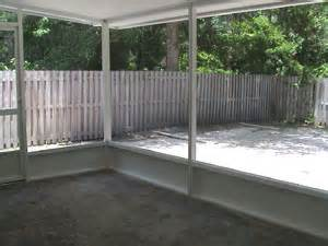 Chion Sunrooms Pictures Screened Patio Pictures