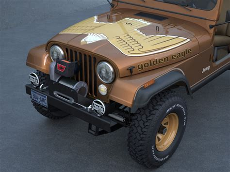 jeep cj golden topworldauto gt gt photos of jeep cj 7 golden eagle photo