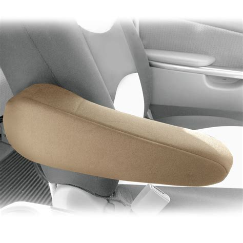 car seat covers with armrest cloth auto armrest cover for car truck set of 2 ebay