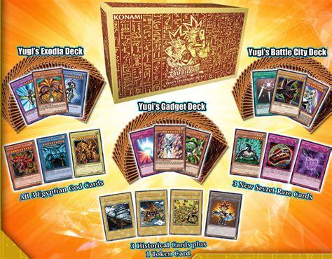legendary decks yu gi oh king of yugi s legendary decks at mighty