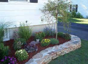 landscaping flower bed ideas flower bed edging ideas bee home plan home decoration