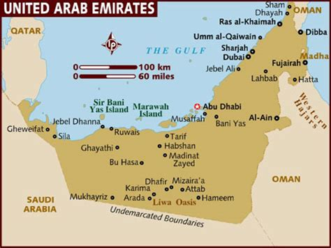 united arab emirates map hadi rangin s december 2012