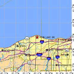Avon Ohio Map by Avon Lake Ohio Oh Population Data Races Housing