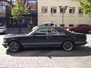 1989 Mercedes 560 Sec Benzes Brew 1989 Mercedes 560 Sec Hooniverse