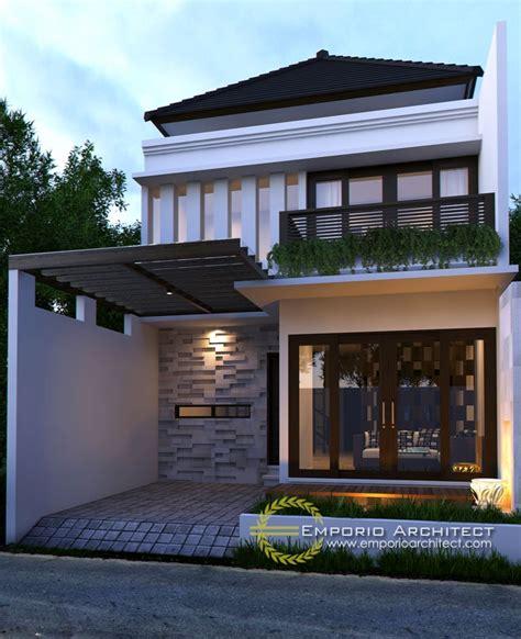 jasa desain tak depan rumah desain rumah bapak ahmad syauqi jasa arsitek desain