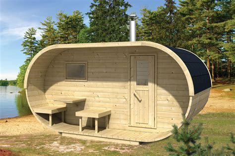 sauna cabin log cabin oval sauna