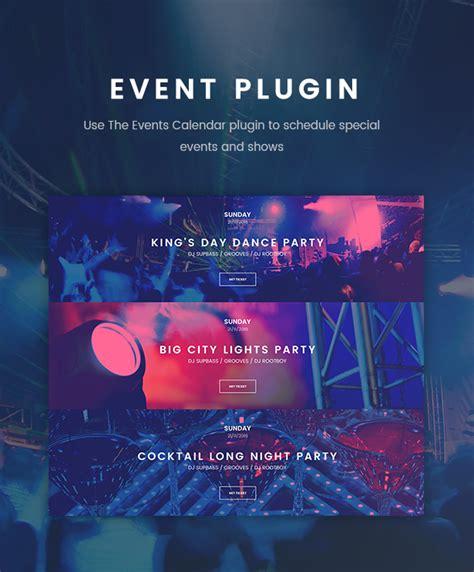 theme music club buzz club night club dj music festival event