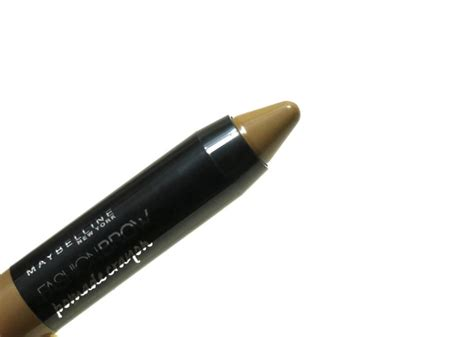 Maybelline Pomade Crayon maybelline fashion brow pomade crayon review swatches